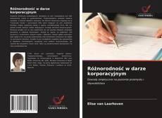 Capa do livro de Różnorodność w darze korporacyjnym