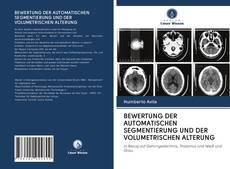 Bookcover of BEWERTUNG DER AUTOMATISCHEN SEGMENTIERUNG UND DER VOLUMETRISCHEN ALTERUNG