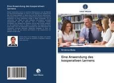 Bookcover of Eine Anwendung des kooperativen Lernens