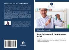Biochemie auf den ersten Blick的封面