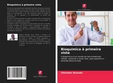 Bookcover of Bioquímica à primeira vista