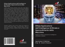 Capa do livro de Difesa Applicazione dell'Intelligenza Artificiale e Apprendimento della Macchina