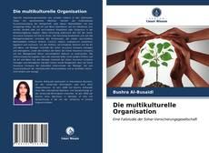Capa do livro de Die multikulturelle Organisation