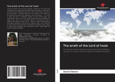 Capa do livro de The wrath of the Lord of hosts