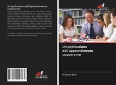 Bookcover of Un'applicazione dell'apprendimento cooperativo