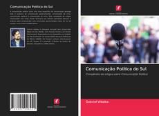 Capa do livro de Comunicação Política do Sul
