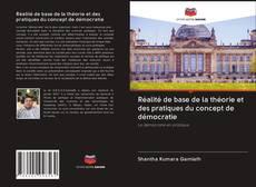 Portada del libro de Réalité de base de la théorie et des pratiques du concept de démocratie