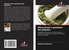 Обложка Meccanismi e gestione del diabete: