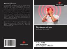 Bookcover of Physiology of pain