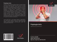 Buchcover von Fizjologia bólu