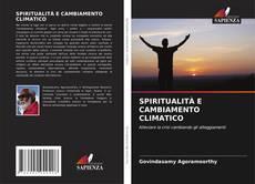 Обложка SPIRITUALITà E CAMBIAMENTO CLIMATICO