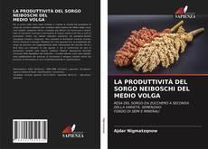 Copertina di LA PRODUTTIVITÀ DEL SORGO NEIBOSCHI DELMEDIO VOLGA