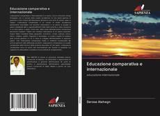 Bookcover of Educazione comparativa e internazionale