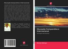 Capa do livro de Educação Comparativa e Internacional