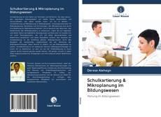 Bookcover of Schulkartierung & Mikroplanung im Bildungswesen