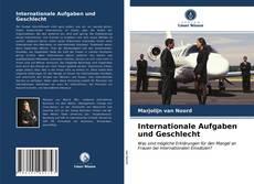 Buchcover von Internationale Aufgaben und Geschlecht