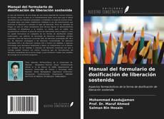 Capa do livro de Manual del formulario de dosificación de liberación sostenida