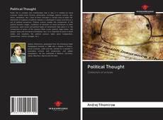 Couverture de Political Thought