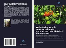 Buchcover von Verbetering van de gewasgroei onder waterstress door Nutrient Management