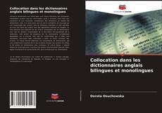 Bookcover of Collocation dans les dictionnaires anglais bilingues et monolingues