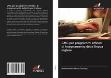 Bookcover of CMC per programmi efficaci di insegnamento della lingua inglese