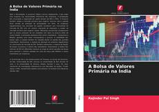 A Bolsa de Valores Primária na Índia的封面