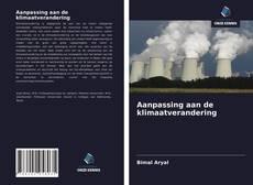 Обложка Aanpassing aan de klimaatverandering