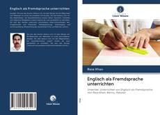 Bookcover of Englisch als Fremdsprache unterrichten