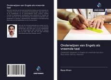Capa do livro de Onderwijzen van Engels als vreemde taal