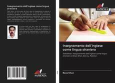 Capa do livro de Insegnamento dell'inglese come lingua straniera