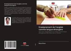 Capa do livro de Enseignement de l'anglais comme langue étrangère