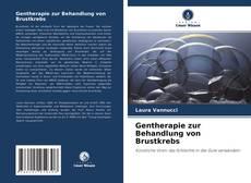 Capa do livro de Gentherapie zur Behandlung von Brustkrebs