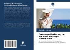 Bookcover of Facebook-Marketing im Modebekleidungs-Einzelhandel
