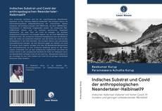 Portada del libro de Indisches Substrat und Covid der anthropologischen Neandertaler-Halbinsel19