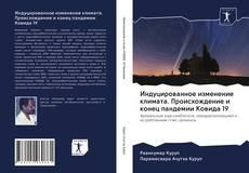 Bookcover of Индуцированное изменение климата. Происхождение и конец пандемии Ковида 19