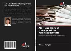 Couverture de Ata - Una teoria di buone pratiche nell'insegnamento