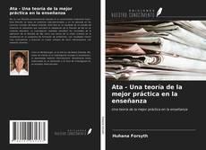 Buchcover von Ata - Una teoría de la mejor práctica en la enseñanza