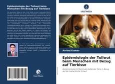 Bookcover of Epidemiologie der Tollwut beim Menschen mit Bezug auf Tierbisse