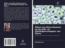 Buchcover von Effect van Nano-Alumina op de bulk- en kleefeigenschappen van Epoxy