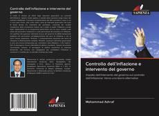 Copertina di Controllo dell'inflazione e intervento del governo