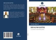 Buchcover von DER ALTAR GOTTES