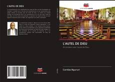 Capa do livro de L'AUTEL DE DIEU
