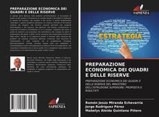 Portada del libro de PREPARAZIONE ECONOMICA DEI QUADRI E DELLE RISERVE