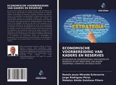 ECONOMISCHE VOORBEREIDING VAN KADERS EN RESERVES kitap kapağı