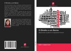 Buchcover von O Direito a um Nome