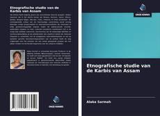 Buchcover von Etnografische studie van de Karbis van Assam
