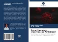 Обложка Entwicklung von monoklonalen Antikörpern