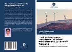 Bookcover of Hoch aufsteigender Vorwärts-Rückwärts-Konverter mit parallelem Ausgang