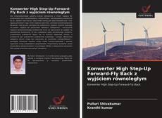 Bookcover of Konwerter High Step-Up Forward-Fly Back z wyjściem równoległym