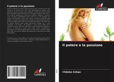 Bookcover of Il potere e la passione